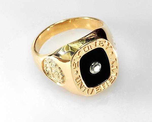 Sydney University Graduation Ring