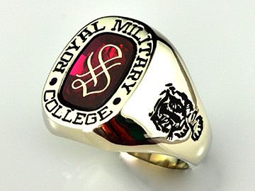 RMC Royal Military College Company Ring