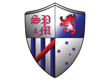School Pride Shield