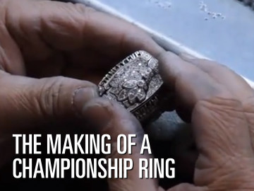 THE MAKING OF A CHAMP RING