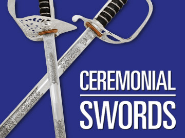 Ceremonial Swords School Pride
