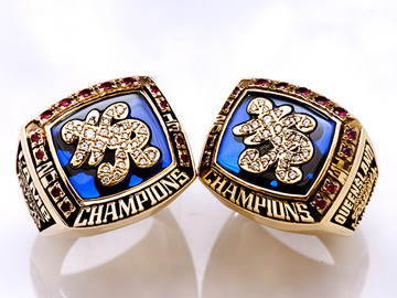 Windsor Royals Champions Ring 0